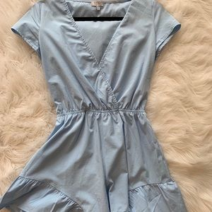 Tobi Other - Light blue romper